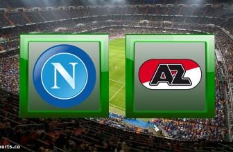 SSC Napoli vs AZ Alkmaar – Prediction (Europa League – 22.10.2020)