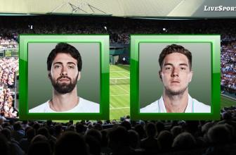 Nikoloz Basilashvili vs. Jan Lennard Struff – Prediction – ATP Paris (France) 2.11.2020