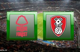 Nottingham Forest vs Rotherham – Prediction (Championship – 20.10.2020)
