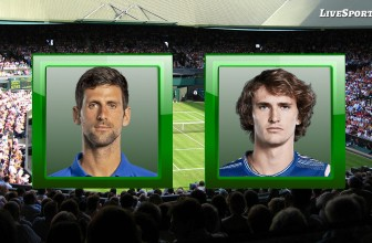 Novak Djokovic vs. Alexander Zverev – Prediction – ATP London (UK) 20.11.2020