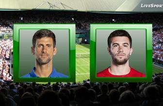 Novak Djokovic vs. Borna Coric – Prediction – ATP Vienna (Austria) 28.10.2020