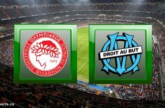 Olympiacos Piraeus vs Marseille – Prediction (Champions League – 21.10.2020)