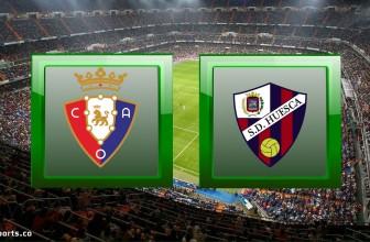 Osasuna Pamplona vs Huesca – Prediction (La Liga – 20.11.2020)