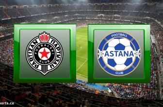 Partizan vs FC Astana – Prediction (Europa League – 12.12.2019)