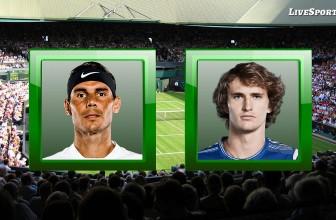 Rafael Nadal vs. Alexander Zverev – Prediction – ATP Paris (France) 7.11.2020