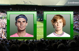 Rafael Nadal vs. Andrey Rublev – Prediction – ATP London (UK) 15.11.2020