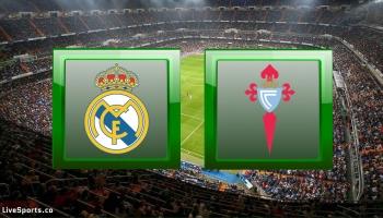 Real Madrid vs Celta Vigo – Prediction (La Liga – 2.1.2020)