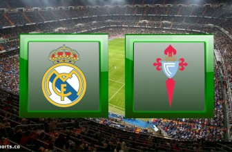 Real Madrid vs Celta Vigo – Prediction (La Liga – 2.1.2020)