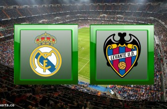 Real Madrid vs Levante – Prediction & Live Scores (La Liga – 30.1.2020)