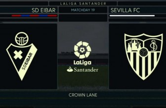 S.D. Eibar vs. Sevilla – Score prediction (26.09.2019)