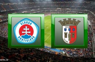 Slovan Bratislava vs Braga – Prediction (Europa League – 12.12.2019)