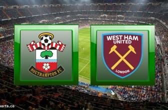 Southampton vs West Ham United – Prediction (Premier League – 29.12.2020)