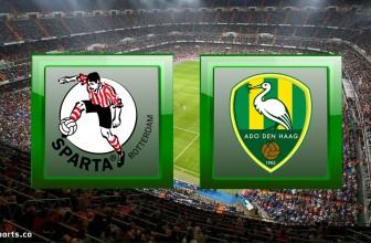 Sparta Rotterdam vs ADO Den Haag – Prediction (Eredivisie – 22.11.2020)