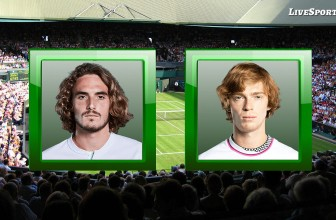 Stefanos Tsitsipas vs. Andrey Rublev – Prediction – ATP London (UK) 17.11.2020