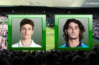 Ugo Humbert vs. Lloyd Harris – Prediction – ATP Antwerp (Belgium) – 23.10.2020