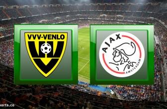 VVV Venlo vs Ajax Amsterdam – Prediction (Eredivisie – 24.10.2020)