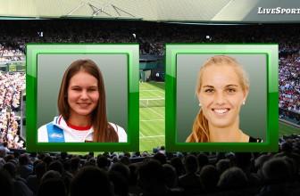 Veronika Kudermetova vs. Arantxa Rus – Prediction – WTA Linz (Austria) 12.11.2020