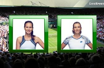Veronika Kudermetova vs. Elise Mertens – Prediction – WTA Linz (Austria) 13.11.2020