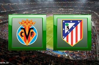 Villarreal vs Atletico Madrid – Prediction (La Liga – 06.12.2019)