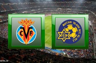 Villarreal vs Maccabi Tel Aviv – Prediction (Europa League – 5.11.2020)