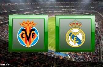 Villarreal vs Real Madrid – Prediction (La Liga – 21.11.2020)
