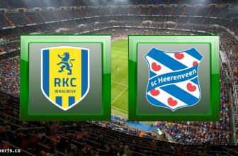 Waalwijk vs Heerenveen – Prediction (Eredivisie – 22.11.2020)
