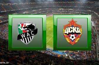 Wolfsberger vs CSKA Moscow – Prediction (Europa League – 22.10.2020)