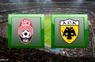 Zorya Luhansk vs AEK Athens – Prediction (Europa League – 5.11.2020)