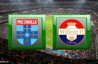 Zwolle vs Willem II Tilburg – Prediction (Eredivisie – 24.10.2020)