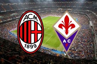 AC Milan vs. Fiorentina – Score prediction (29.09.2019)