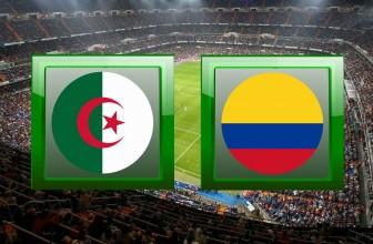 Algeria vs. Colombia – Score prediction (15.10.2019)