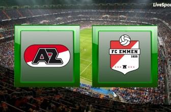 AZ Alkmaar vs. FC Emmen – Prediction (Eredivisie – 10.11.2019)