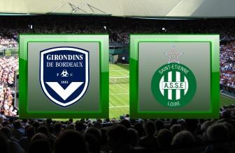 Bordeaux vs. St Etienne – Prediction (20.10.2019)