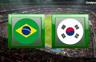 Brazil vs. South Korea – Prediction (Friendly – 19.11.2019)