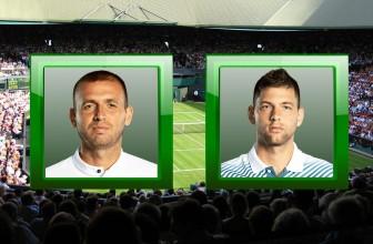 Dan Evans (UK) vs. Filip Krajinovic (Srb) – Result prediction (16.10.2019)