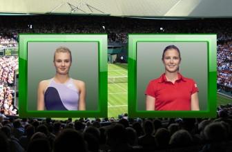 Dayana Yastremska (Ukr) vs. Kirsten Flipkens (Bel) – Result prediction (16.10.2019)