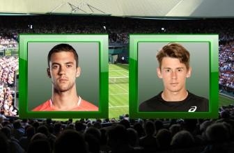 Laslo Djere vs. Alex de Minaur – Prediction (ATP Paris – 29.10.2019)