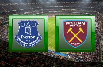 Everton vs. West Ham – Result prediction (19.10.2019)
