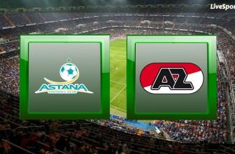 FC Astana vs. AZ Alkmaar – Prediction (Europa League – 07.11.2019)