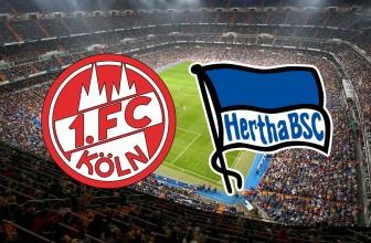 FC Koln vs. Hertha Berlin – Score prediction (29.09.2019)