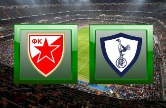 FK Crvena zvezda vs. Tottenham – Prediction (Champions League – 06.11.2019)