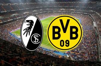 Freiburg vs. Dortmund – Score prediction (05.10.2019)