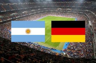Germany vs. Argentina – Score prediction (09.10.2019)
