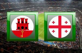 Gibraltar vs. Georgia– Score prediction (15.10.2019)