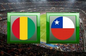 Guinea vs. Chile – Score prediction (15.10.2019)