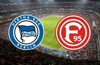 Hertha Berlin vs. Dusseldorf – Score prediction (04.10.2019)