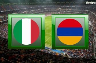 Italy vs. Armenia – Prediction (EURO Qualification – 18.11.2019)