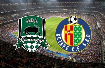 Krasnodar vs. Getafe – Score prediction (03.10.2019)