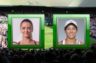 Viktoria Kuzmova (Slovakia) vs. Katie Volynets (USA) – Score prediction (14.10.2019)