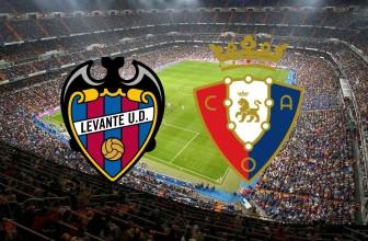 Levante vs. Osasuna – Score prediction (29.09.2019)